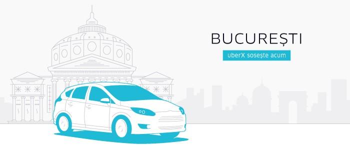 Uber in Romania