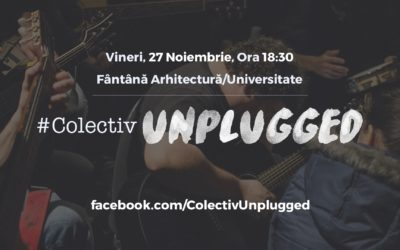 #ColectivUnplugged – Show must go on