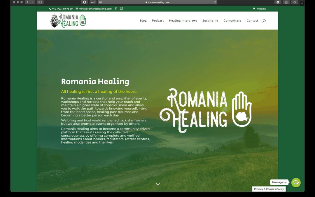 Romania Healing